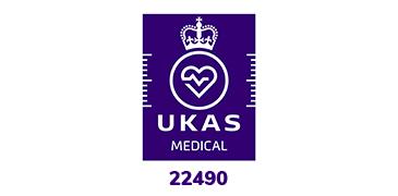 UKAS Medical 22490