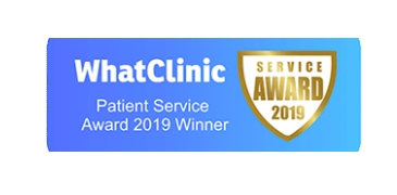 What Clinic Patient Service Award 2019